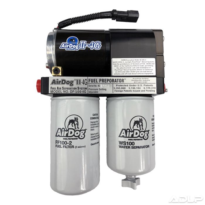 AirDog II-4G DF-100 | A6SPBC262 | Duramax LML Lift Pump 15-16 6 6L