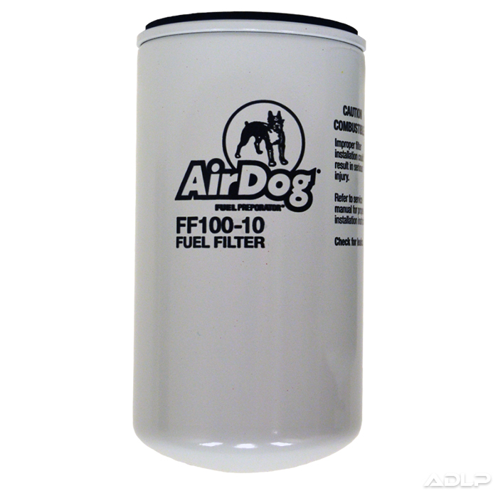 airdog replacement fuel filter ff100 10 10 micron. Black Bedroom Furniture Sets. Home Design Ideas